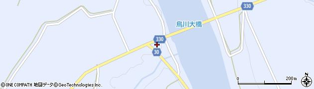山形県最上郡大蔵村赤松2114周辺の地図