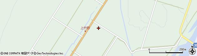 山形県最上郡大蔵村清水179周辺の地図