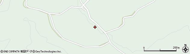 山形県最上郡大蔵村清水2048周辺の地図
