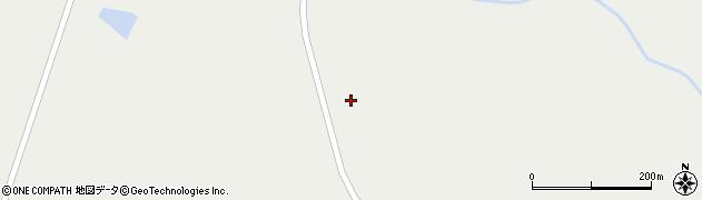 宮城県大崎市岩出山(上真山折ノ口)周辺の地図