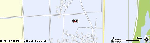 山形県鶴岡市勝福寺(中通)周辺の地図