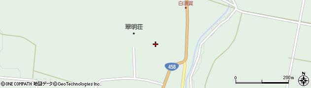 山形県最上郡大蔵村清水1512周辺の地図