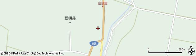 山形県最上郡大蔵村清水1513周辺の地図