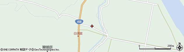 山形県最上郡大蔵村清水1476周辺の地図
