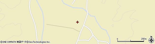 山形県鶴岡市三瀬白山周辺の地図