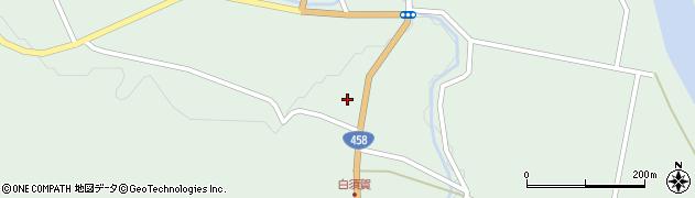 山形県最上郡大蔵村清水1470周辺の地図