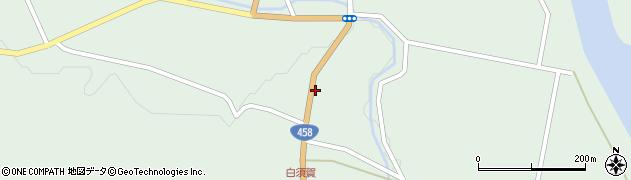 山形県最上郡大蔵村清水1471周辺の地図