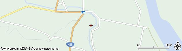 山形県最上郡大蔵村清水1457周辺の地図