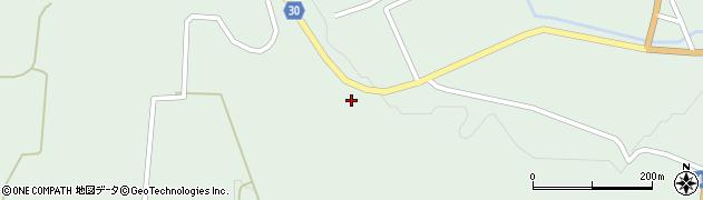 西来院周辺の地図