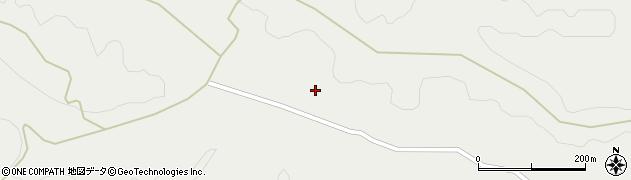 宮城県大崎市岩出山(上真山坊帰日向)周辺の地図