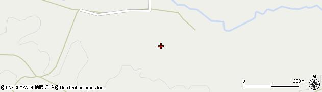 宮城県大崎市岩出山(上真山黒松)周辺の地図