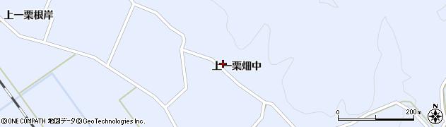 宮城県大崎市岩出山池月(上一栗畑中)周辺の地図