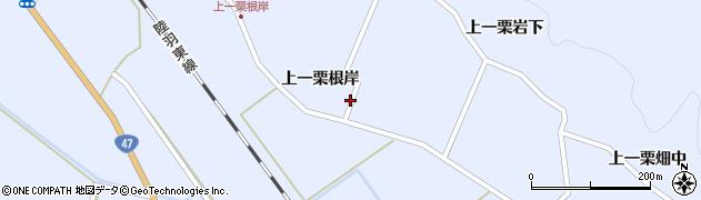 宮城県大崎市岩出山池月(上一栗清水出)周辺の地図