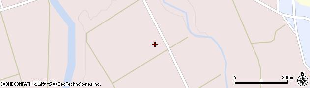 山形県鶴岡市羽黒町仙道(一本松)周辺の地図