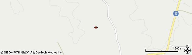 宮城県大崎市岩出山(上真山西風北沢)周辺の地図