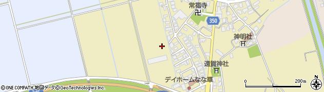 山形県鶴岡市外内島石名田周辺の地図