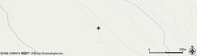 宮城県大崎市岩出山(上真山松沢)周辺の地図