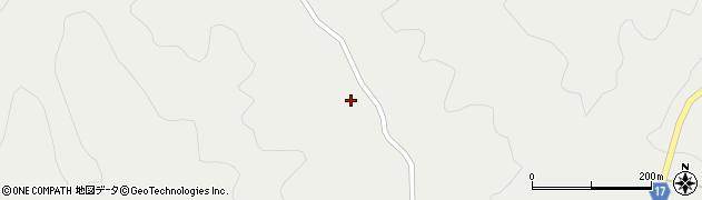 宮城県大崎市岩出山(上真山北沢)周辺の地図