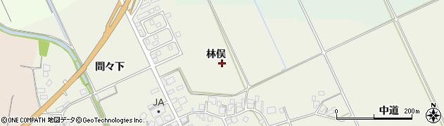山形県鶴岡市斎藤川原周辺の地図