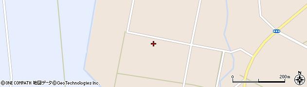山形県鶴岡市羽黒町後田(柳原下)周辺の地図