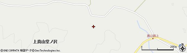 宮城県大崎市岩出山(上真山南堂沢)周辺の地図