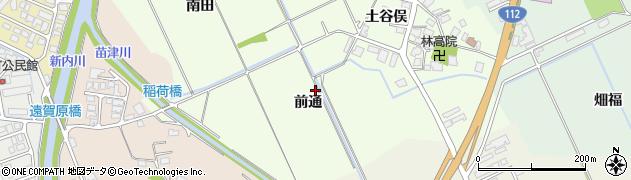 山形県鶴岡市八ツ興屋周辺の地図