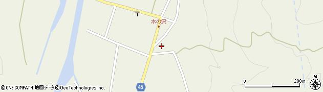 山形県東田川郡庄内町肝煎福地山本26周辺の地図