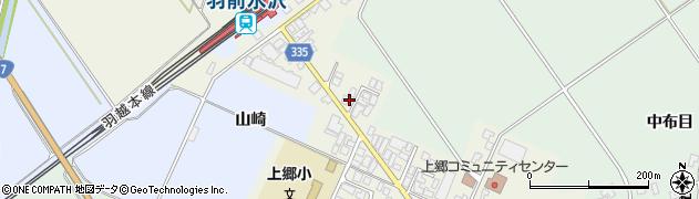 山形県鶴岡市みずほ周辺の地図