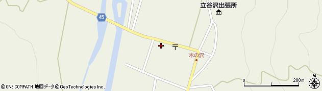 山形県東田川郡庄内町肝煎家ノ前37周辺の地図