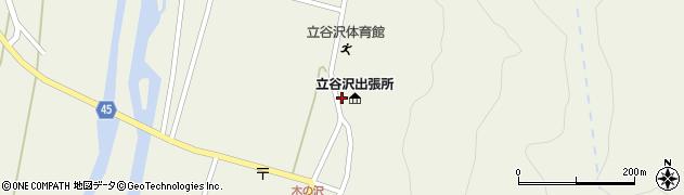 山形県東田川郡庄内町肝煎周辺の地図