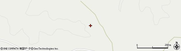 宮城県大崎市岩出山(上真山北堂ノ沢)周辺の地図
