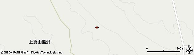宮城県大崎市岩出山(上真山台田)周辺の地図