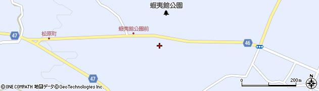 山形県鶴岡市羽黒町手向(百々目木)周辺の地図