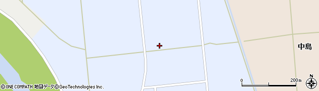 山形県鶴岡市羽黒町松尾桜野周辺の地図