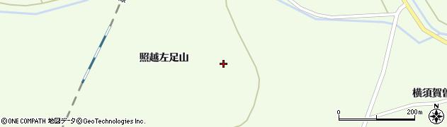 宮城県栗原市築館横須賀日ヶ崎周辺の地図