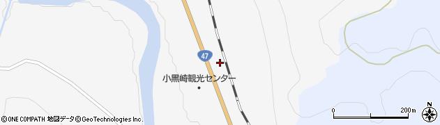 宮城県大崎市鳴子温泉(境松)周辺の地図