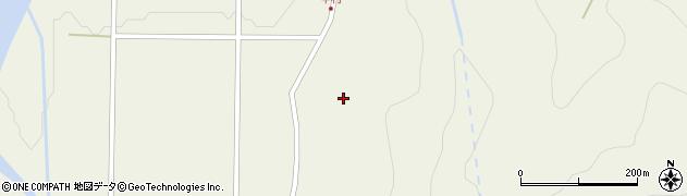 山形県東田川郡庄内町肝煎中前田25周辺の地図