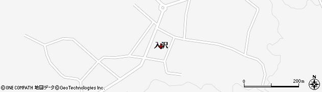 宮城県大崎市鳴子温泉(入沢)周辺の地図
