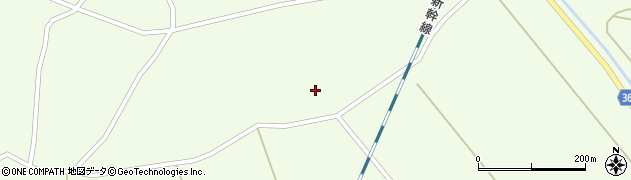 宮城県栗原市築館照越新田114周辺の地図