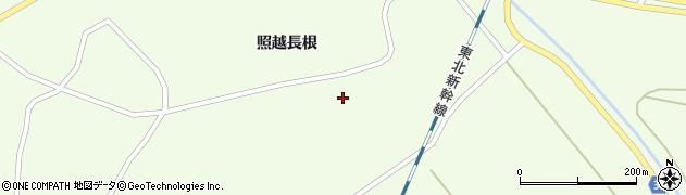 宮城県栗原市築館照越新田135周辺の地図