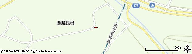 宮城県栗原市築館照越新田145周辺の地図