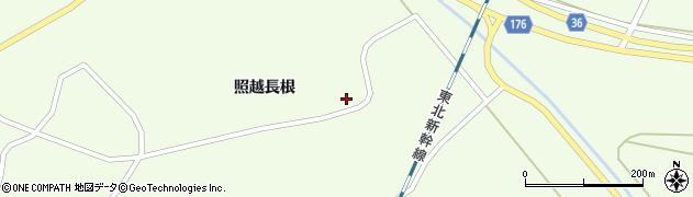 宮城県栗原市築館照越新田136周辺の地図