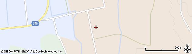 山形県鶴岡市東堀越(山ノ上)周辺の地図