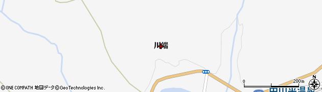 宮城県大崎市鳴子温泉(川端)周辺の地図