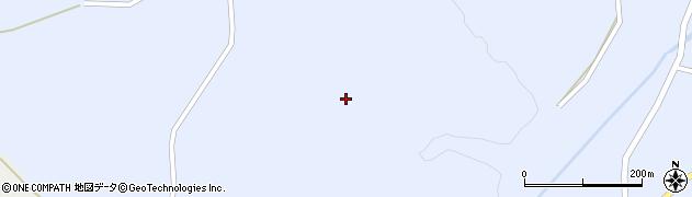 宮城県栗原市一迫真坂清水上野原周辺の地図