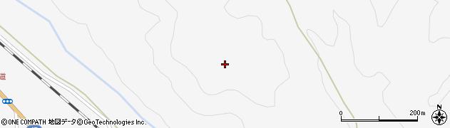 宮城県大崎市鳴子温泉(日向山)周辺の地図