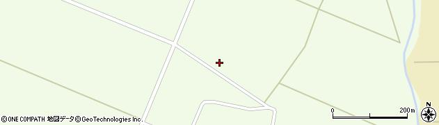 山形県鶴岡市荒俣(小糠田)周辺の地図