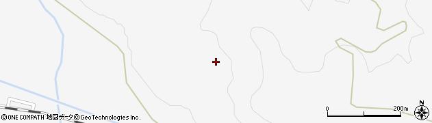 宮城県大崎市鳴子温泉(前山)周辺の地図