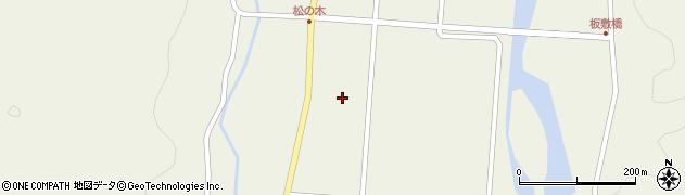 山形県東田川郡庄内町肝煎東田14周辺の地図