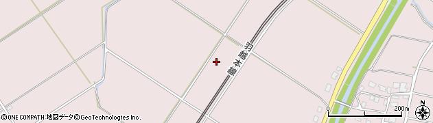 山形県鶴岡市栃屋(千苅)周辺の地図
